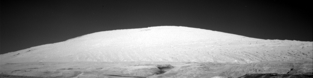 Nasa's Mars rover Curiosity acquired this image using its Right Navigation Camera on Sol 1968, at drive 580, site number 68