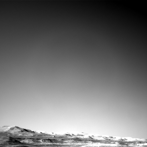 Nasa's Mars rover Curiosity acquired this image using its Right Navigation Camera on Sol 1976, at drive 580, site number 68