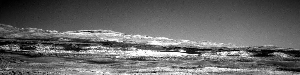 Nasa's Mars rover Curiosity acquired this image using its Right Navigation Camera on Sol 1980, at drive 580, site number 68