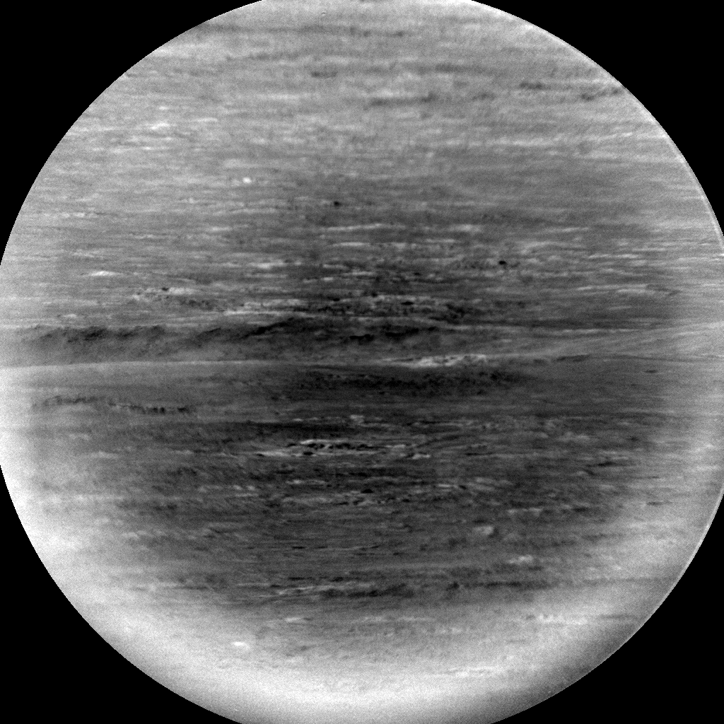 Nasa's Mars rover Curiosity acquired this image using its Chemistry & Camera (ChemCam) on Sol 1980, at drive 580, site number 68