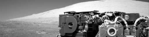 Nasa's Mars rover Curiosity acquired this image using its Right Navigation Camera on Sol 1981, at drive 580, site number 68