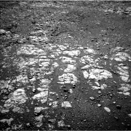 Nasa's Mars rover Curiosity acquired this image using its Left Navigation Camera on Sol 1985, at drive 580, site number 68
