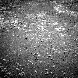 Nasa's Mars rover Curiosity acquired this image using its Left Navigation Camera on Sol 1985, at drive 658, site number 68