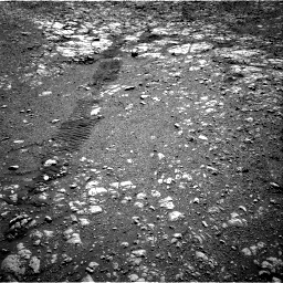 Nasa's Mars rover Curiosity acquired this image using its Right Navigation Camera on Sol 1985, at drive 628, site number 68