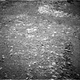 Nasa's Mars rover Curiosity acquired this image using its Right Navigation Camera on Sol 1985, at drive 664, site number 68