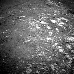 Nasa's Mars rover Curiosity acquired this image using its Left Navigation Camera on Sol 1986, at drive 790, site number 68