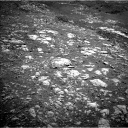 Nasa's Mars rover Curiosity acquired this image using its Left Navigation Camera on Sol 1986, at drive 796, site number 68
