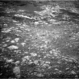 Nasa's Mars rover Curiosity acquired this image using its Left Navigation Camera on Sol 1986, at drive 808, site number 68