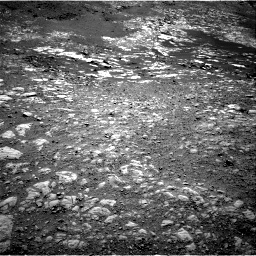 Nasa's Mars rover Curiosity acquired this image using its Right Navigation Camera on Sol 1986, at drive 808, site number 68