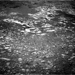 Nasa's Mars rover Curiosity acquired this image using its Right Navigation Camera on Sol 1986, at drive 820, site number 68