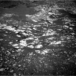 Nasa's Mars rover Curiosity acquired this image using its Right Navigation Camera on Sol 1986, at drive 832, site number 68