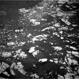 Nasa's Mars rover Curiosity acquired this image using its Right Navigation Camera on Sol 1986, at drive 856, site number 68
