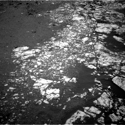 Nasa's Mars rover Curiosity acquired this image using its Right Navigation Camera on Sol 1986, at drive 868, site number 68