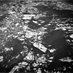 Nasa's Mars rover Curiosity acquired this image using its Right Navigation Camera on Sol 1986, at drive 880, site number 68