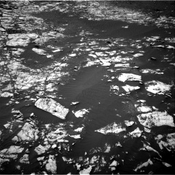 Nasa's Mars rover Curiosity acquired this image using its Right Navigation Camera on Sol 1986, at drive 886, site number 68