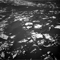 Nasa's Mars rover Curiosity acquired this image using its Right Navigation Camera on Sol 1986, at drive 892, site number 68