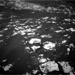 Nasa's Mars rover Curiosity acquired this image using its Right Navigation Camera on Sol 1986, at drive 898, site number 68