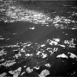 Nasa's Mars rover Curiosity acquired this image using its Right Navigation Camera on Sol 1986, at drive 916, site number 68