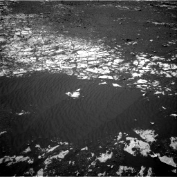 Nasa's Mars rover Curiosity acquired this image using its Right Navigation Camera on Sol 1986, at drive 922, site number 68