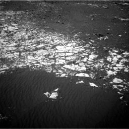 Nasa's Mars rover Curiosity acquired this image using its Right Navigation Camera on Sol 1986, at drive 928, site number 68