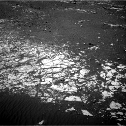 Nasa's Mars rover Curiosity acquired this image using its Right Navigation Camera on Sol 1986, at drive 934, site number 68