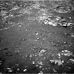 Nasa's Mars rover Curiosity acquired this image using its Right Navigation Camera on Sol 1986, at drive 982, site number 68