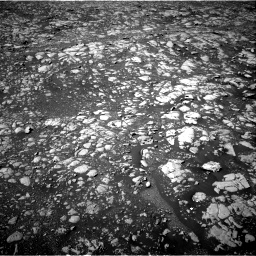 Nasa's Mars rover Curiosity acquired this image using its Right Navigation Camera on Sol 1986, at drive 1078, site number 68