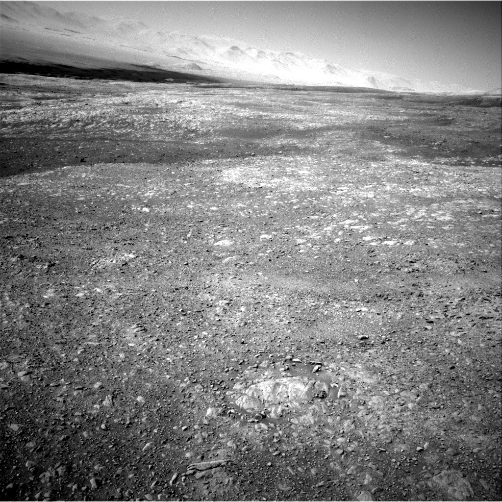 Nasa's Mars rover Curiosity acquired this image using its Right Navigation Camera on Sol 1986, at drive 1198, site number 68