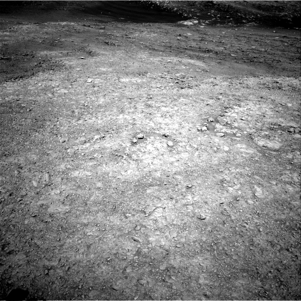 Nasa's Mars rover Curiosity acquired this image using its Right Navigation Camera on Sol 1986, at drive 1204, site number 68