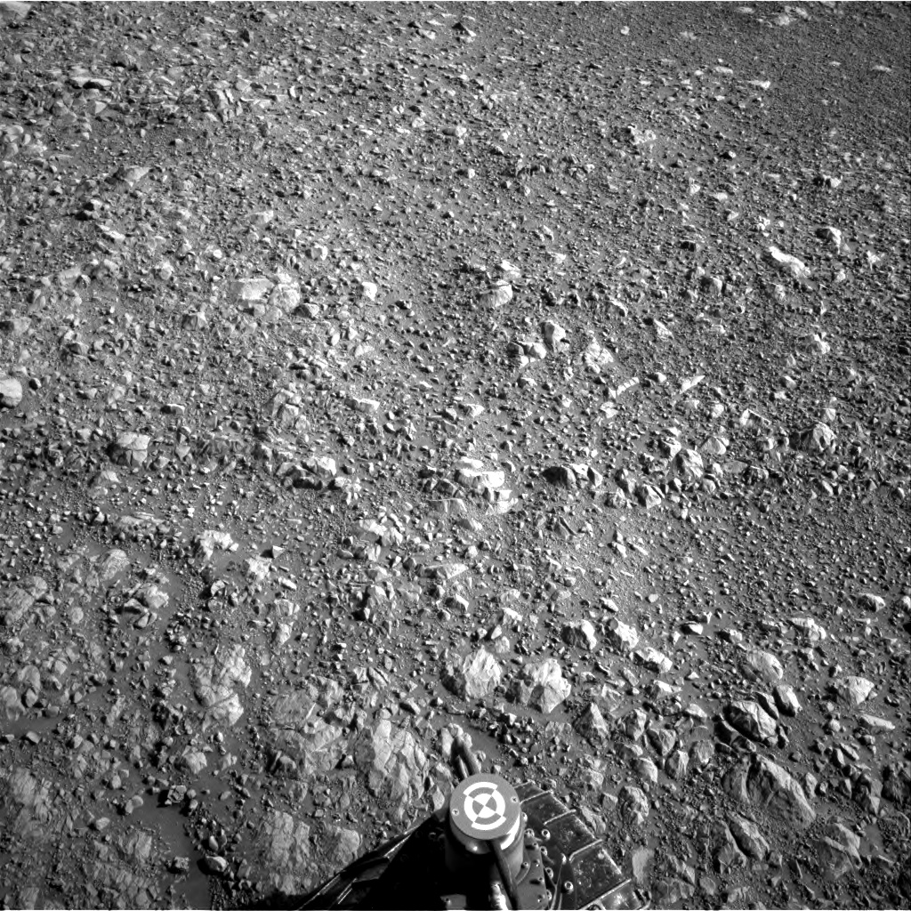 Nasa's Mars rover Curiosity acquired this image using its Right Navigation Camera on Sol 1986, at drive 1232, site number 68