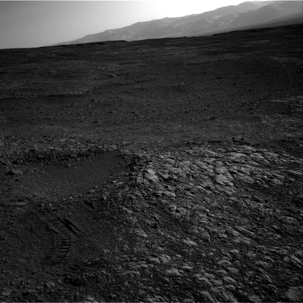Nasa's Mars rover Curiosity acquired this image using its Right Navigation Camera on Sol 1989, at drive 1626, site number 68