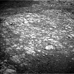 Nasa's Mars rover Curiosity acquired this image using its Left Navigation Camera on Sol 1991, at drive 1632, site number 68