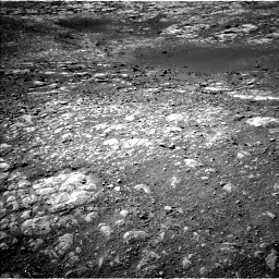 Nasa's Mars rover Curiosity acquired this image using its Left Navigation Camera on Sol 1991, at drive 1698, site number 68