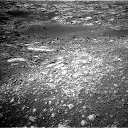 Nasa's Mars rover Curiosity acquired this image using its Left Navigation Camera on Sol 1991, at drive 1716, site number 68
