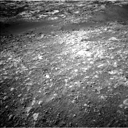 Nasa's Mars rover Curiosity acquired this image using its Left Navigation Camera on Sol 1991, at drive 1740, site number 68