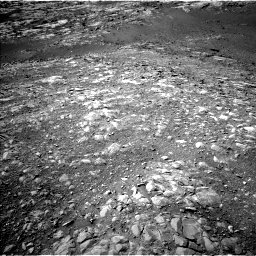 Nasa's Mars rover Curiosity acquired this image using its Left Navigation Camera on Sol 1991, at drive 1764, site number 68