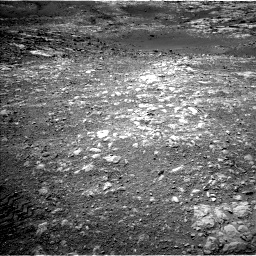 Nasa's Mars rover Curiosity acquired this image using its Left Navigation Camera on Sol 1991, at drive 1794, site number 68