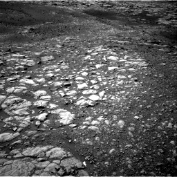 Nasa's Mars rover Curiosity acquired this image using its Right Navigation Camera on Sol 1991, at drive 1662, site number 68