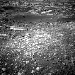 Nasa's Mars rover Curiosity acquired this image using its Right Navigation Camera on Sol 1991, at drive 1716, site number 68