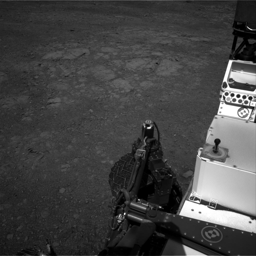 Nasa's Mars rover Curiosity acquired this image using its Right Navigation Camera on Sol 1991, at drive 1722, site number 68