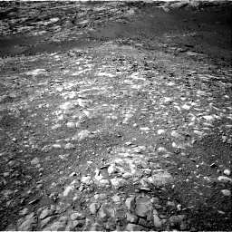 Nasa's Mars rover Curiosity acquired this image using its Right Navigation Camera on Sol 1991, at drive 1758, site number 68