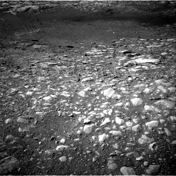 Nasa's Mars rover Curiosity acquired this image using its Right Navigation Camera on Sol 1991, at drive 1776, site number 68