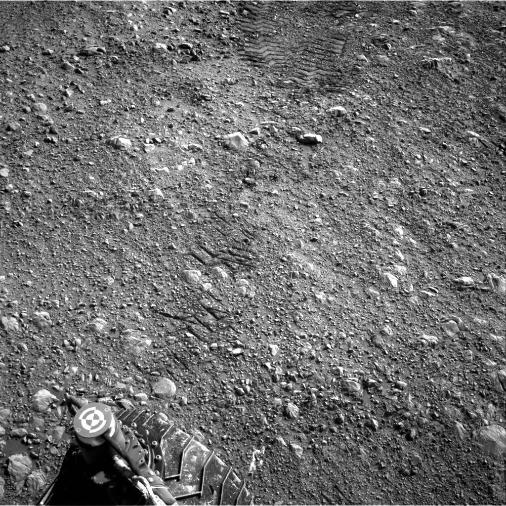 Nasa's Mars rover Curiosity acquired this image using its Right Navigation Camera on Sol 1991, at drive 1816, site number 68