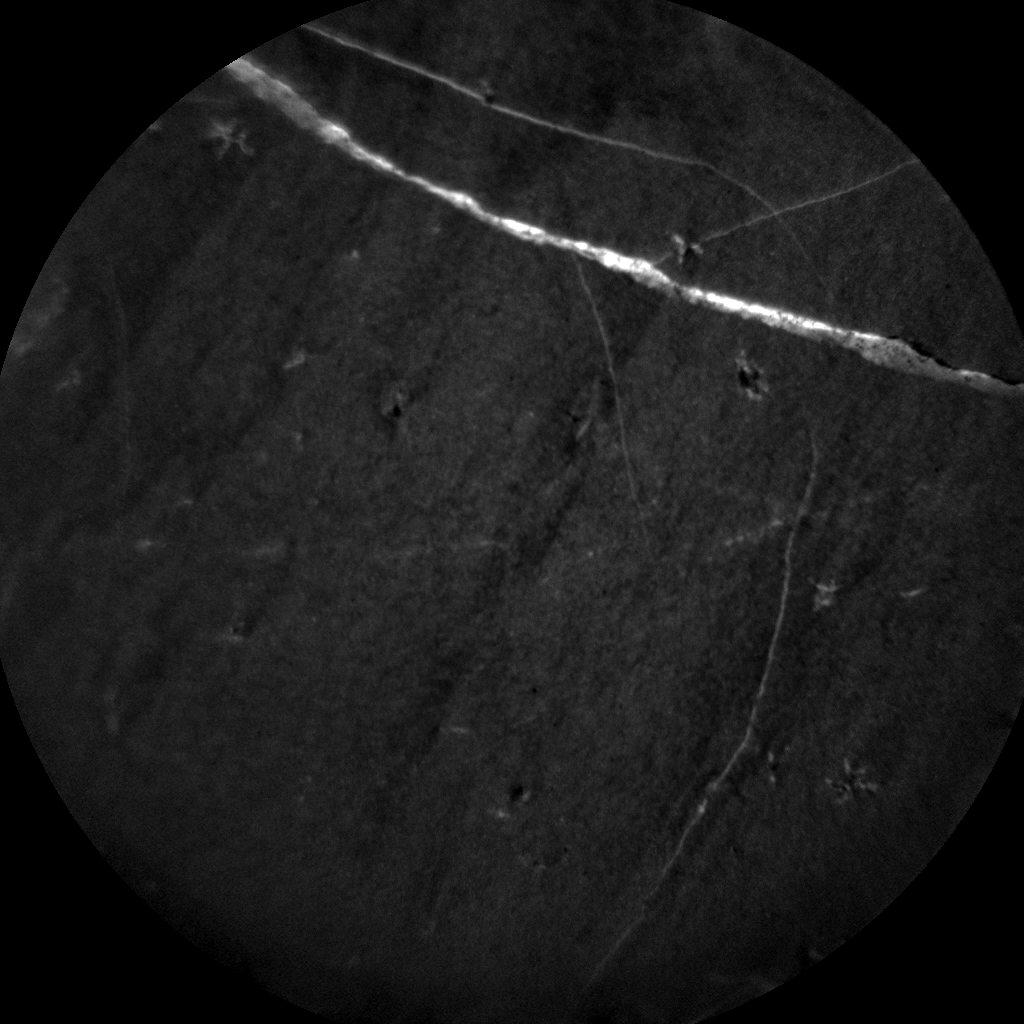 Nasa's Mars rover Curiosity acquired this image using its Chemistry & Camera (ChemCam) on Sol 1991, at drive 1626, site number 68