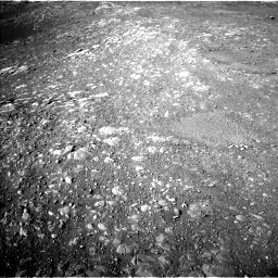 Nasa's Mars rover Curiosity acquired this image using its Left Navigation Camera on Sol 1993, at drive 1834, site number 68