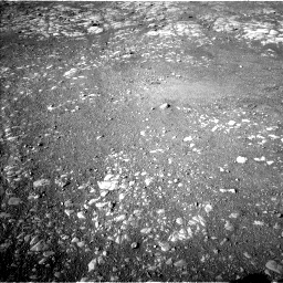 Nasa's Mars rover Curiosity acquired this image using its Left Navigation Camera on Sol 1993, at drive 1894, site number 68