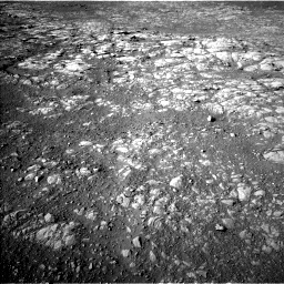 Nasa's Mars rover Curiosity acquired this image using its Left Navigation Camera on Sol 1993, at drive 2002, site number 68