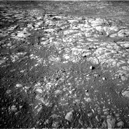 Nasa's Mars rover Curiosity acquired this image using its Left Navigation Camera on Sol 1993, at drive 2008, site number 68