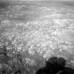 Nasa's Mars rover Curiosity acquired this image using its Left Navigation Camera on Sol 1993, at drive 2062, site number 68