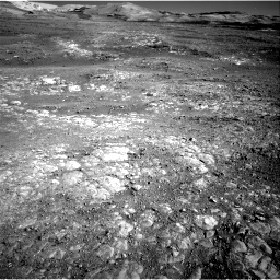 Nasa's Mars rover Curiosity acquired this image using its Right Navigation Camera on Sol 1993, at drive 1828, site number 68